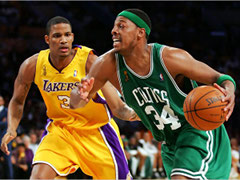 The Celtics And The Lakers: The Nba's Most Intense Team Rivalry Of All Time.