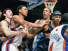 The 2 Most Memorable Brawls At the Most Famous Nba Arenas
