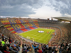 The 6 Largest Soccer Stadiums In Europe