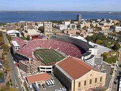 The 5 Best College Football Stadiums