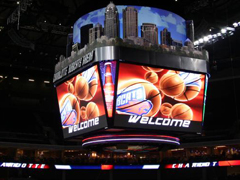 Electronic Scoreboards: 21st Century entertainment
