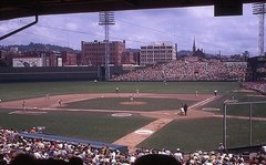 The Greatest Old MLB Ball Parks