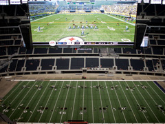The 5 Best and 5 Worst NFL Stadiums to Feast in