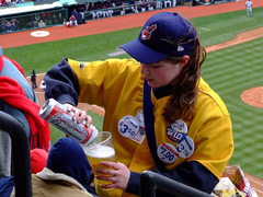 Drunkenness At Baseball Stadiums – the Downside of Baseball and Beer