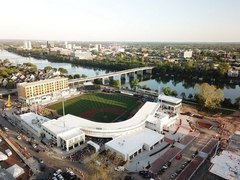 Augusta, Georgia: A River Town Rich in History and Baseball Fever